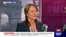 """Conseil de l'Arctique: Ségolène Royal assure s'être déplacée """"quinze fois en deux ans"""""""