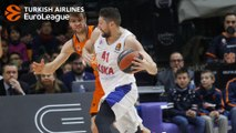 Round 1 battle of champions: Valencia vs. CSKA