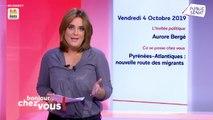 Invitée : Aurore Bergé - Bonjour chez vous ! (04/10/2019)
