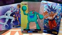 Dragon Ball Super - Las nuevas lamincards del Torneo del Poder