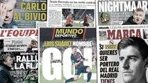 Thibaut Courtois sort du silence, les deux intouchables du FC Barcelone