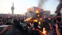 Irak: la contestation grossit, la répression et le nombre de morts aussi