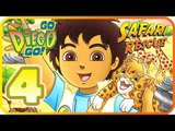 Go, Diego, Go! Safari Rescue Part 4 (Wii, PS2) Saving the Cheetah cubs, the Hippos and the Turtle