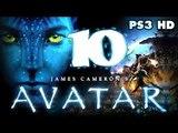 James Cameron's Avatar Walkthrough Part 10 (PS3, X360) [Marine Campaign] HD Ending