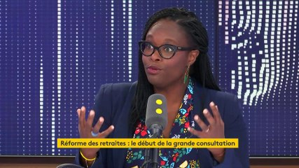 Sibeth Ndiaye - Franceinfo vendredi 4 octobre 2019