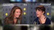 Anne-Claire Coudray : « Ça ne me frustre pas d'être le week-end »