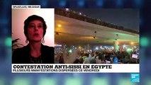 """Leslie Piquemal :""""Les Égyptiens font face à des risques élevés"""""""