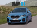 Essai BMW X1 (2019)