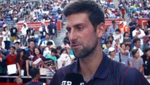 ATP - Tokyo 2019 - Novak Djokovic is in the semis in Tokyo after sweeping Lucas Pouille in 51 minutes