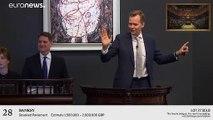 Record pulvérisé pour un Banksy