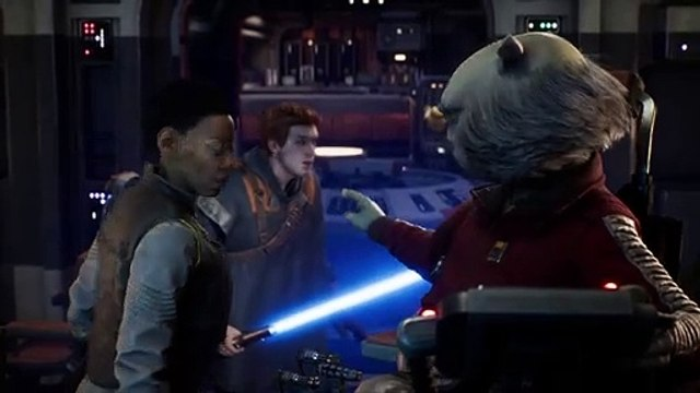 "Star Wars Jedi: Fallen Order – ""Cal's Mission"" Trailer"