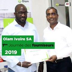 Première édition de la Journée des Fournisseurs (Supllier's Day) - OLAM CI