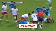 Comprendre le rugby, des soutiens offensifs efficaces - Rugby - Mondial