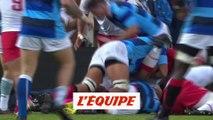Comprendre le rugby, une mauvaise libération (au ralenti) - Rugby - Mondial