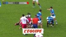 Comprendre le rugby, l'entrée latérale - Rugby - Mondial