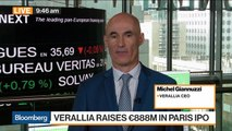 IPO Timing Came at a 'Difficult Time' for Markets, Says Verallia CEO