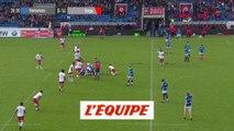 Comprendre le rugby, les soutiens offensifs en retard - Rugby - Mondial