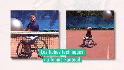 Les fiches techniques du tennis-fauteuil : le gainage