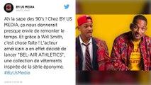 «Le prince de Bel Air». Will Smith lance une ligne de vêtements dédiée à la série
