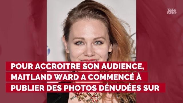 PHOTOS. Maitland Ward: l'ex-star Disney d'Incorrigible Cory explique pourquoi elle devient actrice porno