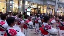 Mondial de rugby - Japon : Kumamoto fête la culture locale, l'automne et le rugby