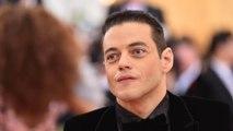 Rami Malek jokes he's the new Bond Girl after kissing Daniel Craig