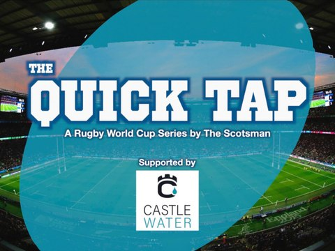 Quick Tap Rugby World Cup video show - episode 3