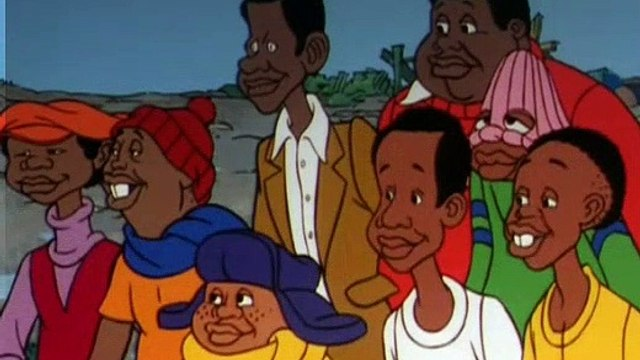 Fat Albert E103 (Rudy and the Beast)