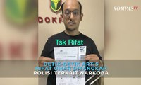 Detik-Detik Artis Rifat Umar Ditangkap Polisi Terkait Narkoba