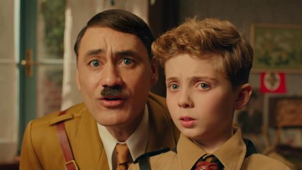 Jojo Rabbit _ Bande-Annonce [Officielle] VOST HD _ 2019 - Full HD