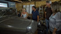 "American Pickers: Savannah Pitches Her ""Pouting Truck"" to Frank"