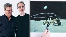 Ad Astra Filmmakers Break Down the Lunar Scenes