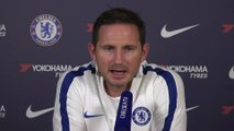 Lampard happy with England selections