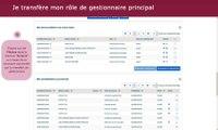 Tutoriel Chorus Pro V2 - Gérer les habilitations et les utilisateurs (gestionnaires - mode avancé