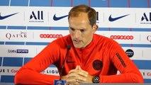 """FOOTBALL : Ligue 1 : 9e j. - Tuchel : """"Pour Mbappé, ce n'est pas une rechute"""""""