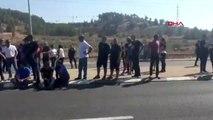 Dha dış ' israil'de 'şiddet' protesto ediliyor