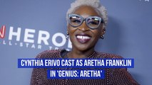 Cynthia Erivo Will Play The Role Of Aretha Franklin