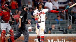 Ronald Acuña Jr. in Hot Water Over Lack of Hustle in NLDS Game 1
