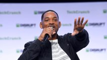 Will Smith surprises tech start-up with instant $10,000 investment