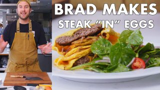 Brad Makes Steak