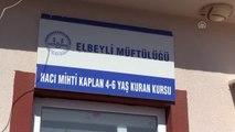 Hayırsever iş adamlarından Kur'an kursu ve 112 Acil Sağlık İstasyonu
