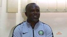 Football   Dames : Éliminatoires JO :  La conférence de presse du match Côte d'ivoire - Nigeria