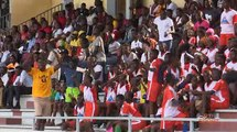 Football   Dames : Éliminatoires JO :  Les à côtés du match Côte d'ivoire - Nigeria