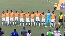 Football   Dames : Éliminatoires JO :  Le résumé du match Côte d'ivoire - Nigeria
