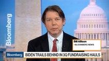 Biden Lags Behind in 3Q Fundraising