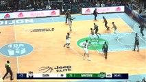 Alexandre Chassang Points, Blocks in Dijon vs. Nanterre