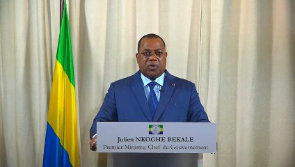 Gabon- Réaménagement du Gouvernement