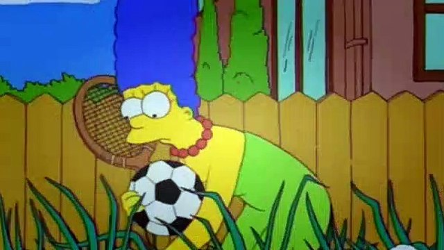 The Simpsons Season 9 Episode 13 - Bart Carney