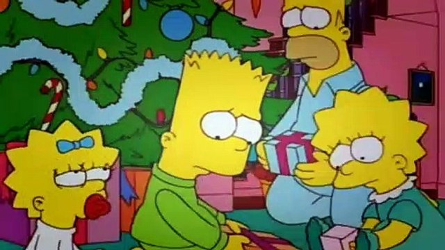 The Simpsons Season 9 Episode 11 - Miracle On Evergreen Terrace