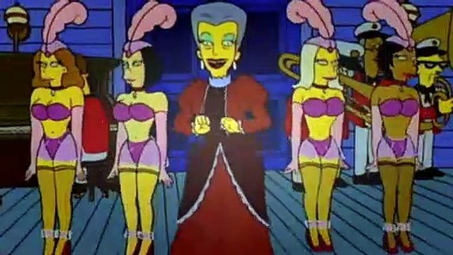 The Simpsons Season 9 Episode 12 - All Singing All Dancing